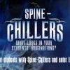 The Young Writers' Spine Chillers Mini Saga Competition