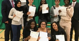 The Garrard Academy delivers best ever GSCE results